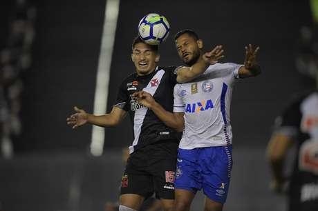 Imagens de Bahia x Vasco, pela Copa do Brasil