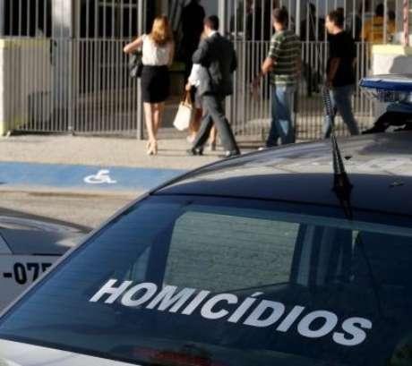 O caso está sendo investigado pela Delegacia de Homicídios da capital fluminense