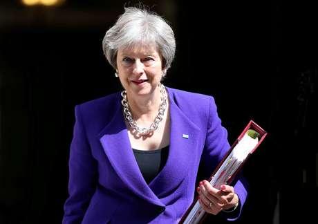 Primeira-ministra do Reino Unido, Theresa May, era alvo de ataque terrorista planejado por Naa'imur Rahman