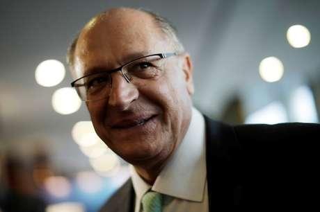 Pré-candidato do PSDB, Geraldo Alckmin 18/07/2018 REUTERS/Ueslei Marcelino
