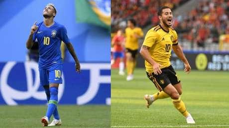 Neymar e Hazard movimentam os bastidores da diretoria do Real Madrid