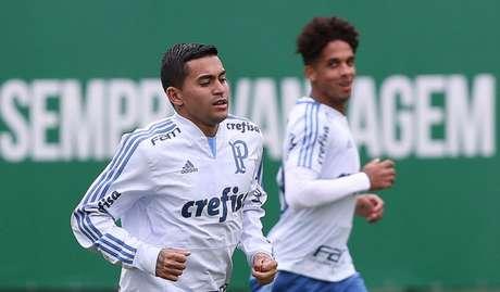 Dudu permaneceu no Palmeiras depois de receber uma grande proposta da China (Foto: Cesar Greco)