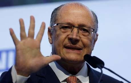 O ex-governador Geraldo Alckmin, pré-candidato do PSDB à Presidência da República