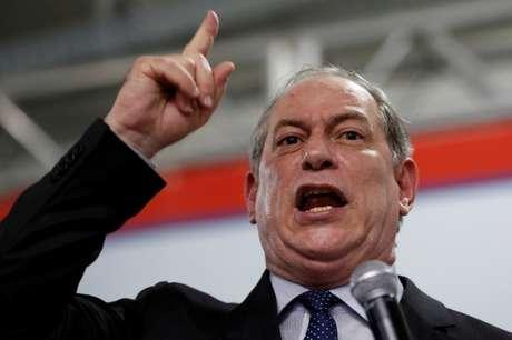 O pré-candidato pelo PDT, Ciro Gomes, esteve muito perto de fechar acordo com o Centrão