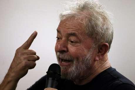 Ex-presidente Luiz Inácio Lula da Silva é o pré-candidato do PT à Presidência da República