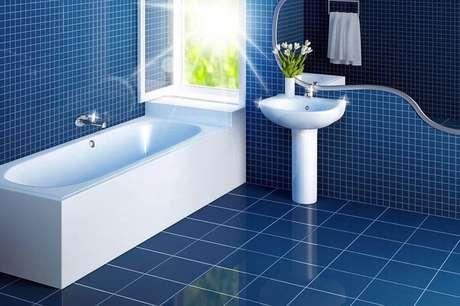 37.Quando for escolher um piso para banheiro, você precisa escolher aquele que mais combine com a sua personalidade.