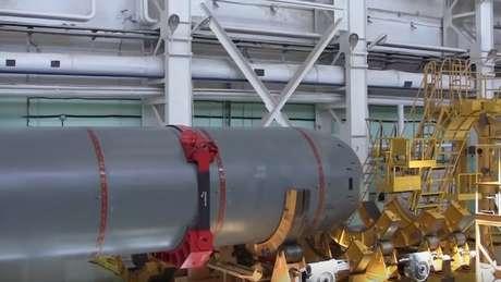 Militares russos já teriam dado início aos testes de sistema subaquático de alcancde 'intercontinental'