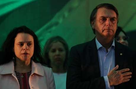 Jair Bolsonaro, agora oficialmente candidato a presidente do PSL