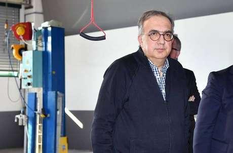 Sergio Marchionne está internado desde junho na Suíça