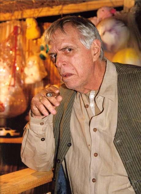 Oswaldo Loureiro morreu no dia 3 de fevereiro deste ano, aos 85 anos