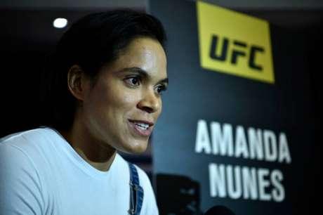 Amanda Nunes ainda não sabe em que data poderá enfrentar a compatriota Cris Cyborg (Foto: Getty Images/UFC)