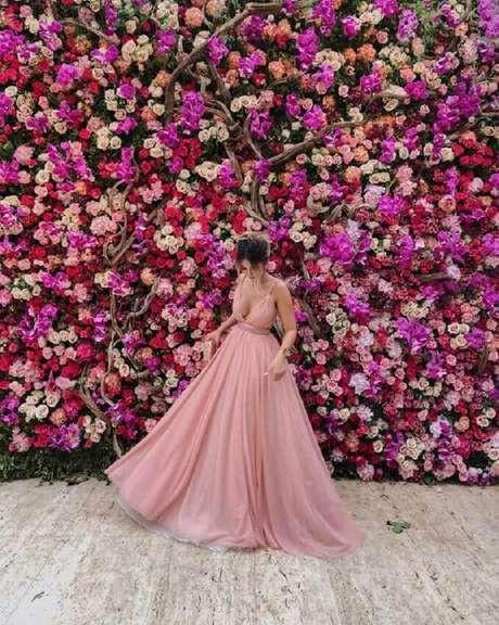 Painel de Flores Nova Tend u00eancia na Decoraç u00e3o