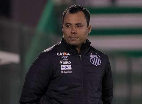 Jair Ventura não é mais o técnico do Santos