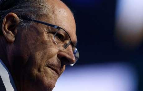 Pré-candidato do PSDB à Presidência, Geraldo Alckmin  04/07/2018 REUTERS/Adriano Machado