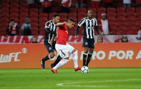 Lance de Inter x Ceará