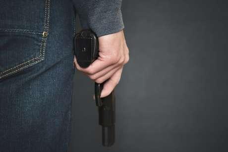 A Polícia Federal é responsável por registrar as armas existentes no País