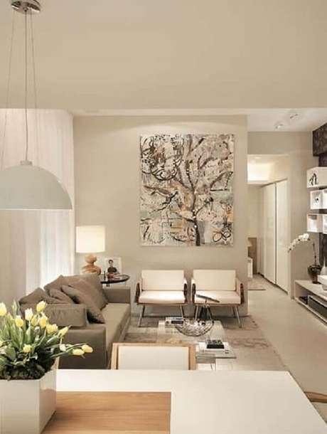Salas modernas veja 45 ideias de ambientes inspiradores for Sala de estar sims 4