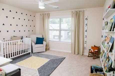 Móveis para Quarto de Bebê Clean