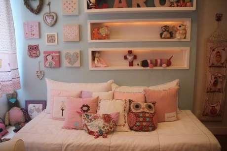 O enxoval e os móveis para quarto de bebê devem combinar entre si
