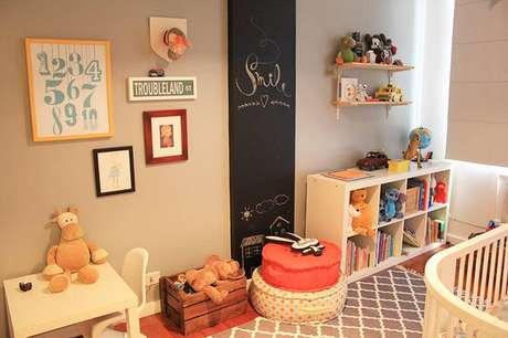 Móveis para Quarto de Bebê com influência do estilo montessoriano
