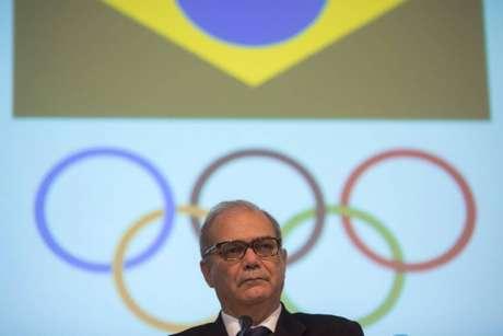Paulo Wanderley, presidente do COB, estará em seminário da FGV (Crédito: AFP)