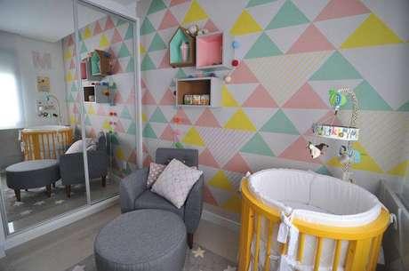 Móveis para Quarto de Bebê com um design inovador e alegre