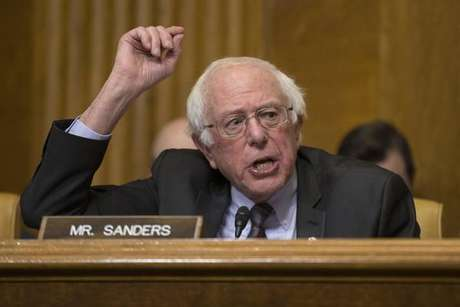 Senador Bernie Sanders foi pré-candidato à Casa Branca em 2016