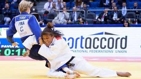 Rafaela Silva destaca o alto nível das competidoras nesta edição do Mundial