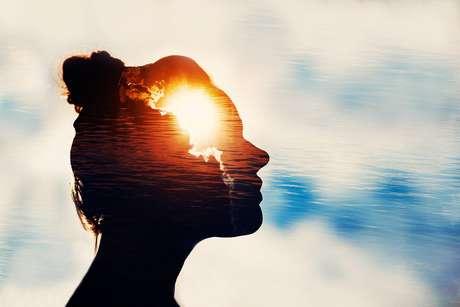 O pensamento positivo ajuda a atrair boas coisas para a sua vida