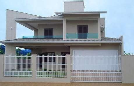 Modelo De Portões 50 Opções Incríveis Para A Sua Casa