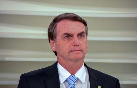 Jair Bolsonaro foi o entrevistado do programa Roda Viva nesta segunda-feira (30)