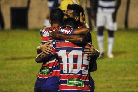 Fortaleza está na liderança da Série B do Brasileirão