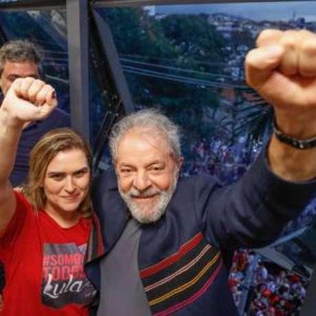 Dirigentes do partido afirmaram que Marília Arraes está bem nas pesquisas de intenções de voto ao governo de Pernambuco