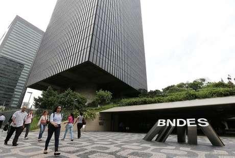 Sede do BNDES no Rio de Janeiro 22/11/2016 REUTERS/Sergio Moraes