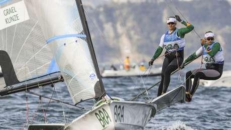 Martine e Kahena são duas dos 20 atletas brasileiros em Aarhus (Foto: Divulgação/COB)