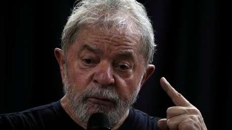 O PT afirma que lançará o ex-presidente Luiz Inácio Lula da Silva para concorrer às eleições de 2018