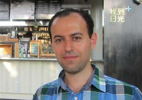 Caucher Birkar nasceu no Irã e hoje trabalha na Universidade de Cambridge