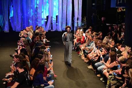 Amais recente edição do Mega Fashion Week, a semana de moda do Mega Polo Moda ocorrida em abril