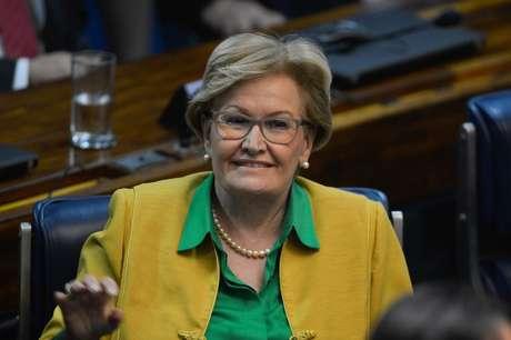 Senadora Ana Amélia deve ser anunciada como vice de Alckmin