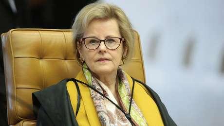 Ministra Rosa Weber é relatora da ação do PSOL que pede a descriminalização do aborto