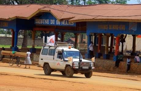 Beni, na República Democrática do Congo 2/8/2018 REUTERS/Samuel Mambo