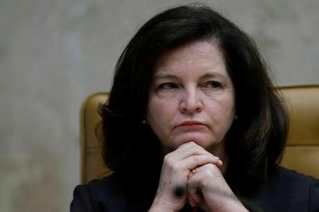 Procuradora-Geral da República, Raquel Dodge , durante sessão no STF em Brasília 1/02/ 2018. REUTERS/Ueslei Marcelino