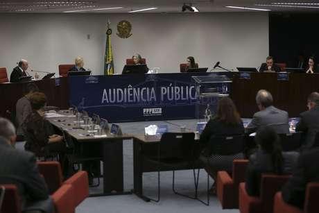 Audiência pública continua na próxima segunda-feira (6)