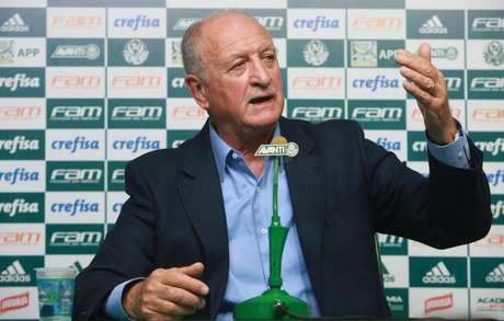 Felipão provocou Tite com a eliminação para a Bélgica