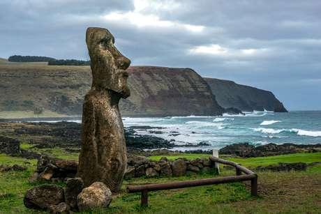 A Ilha de Páscoa, no Chile, passará a se chamar Rapa Nui