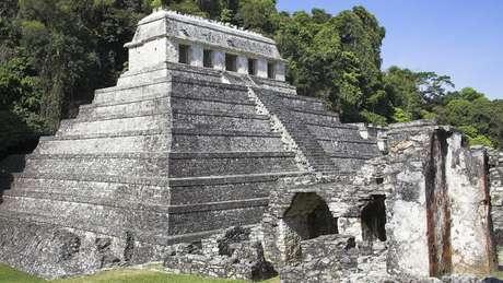 Estima-se que, em Palenque, apenas 15% dos 1.500 edifícios tenham sido escavados