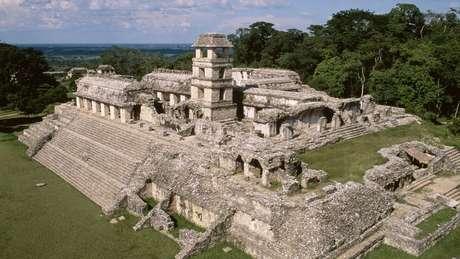 Complexo arqueológico de Palenque foi declarado Patrimônio da Humanidade em 1987