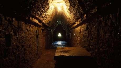 Restos da Rainha Vermelha foram encontrados no complexo arqueológico de Palenque