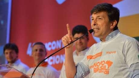 João Amoêdo se lançará com um chapa 'puro-sangue': seu candidato a vice também é do Novo