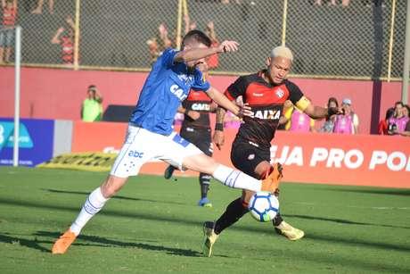 O Cruzeiro chegou a marcar um segundo gol nos acréscimos, mas foi anulado